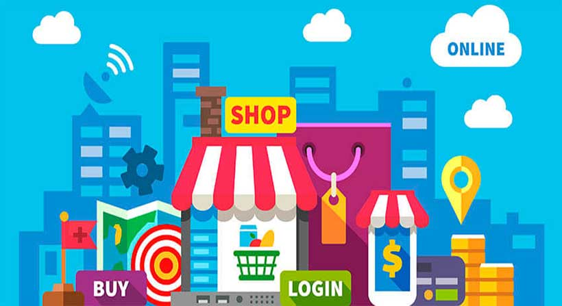 طراحی وبسایت فروشگاهی