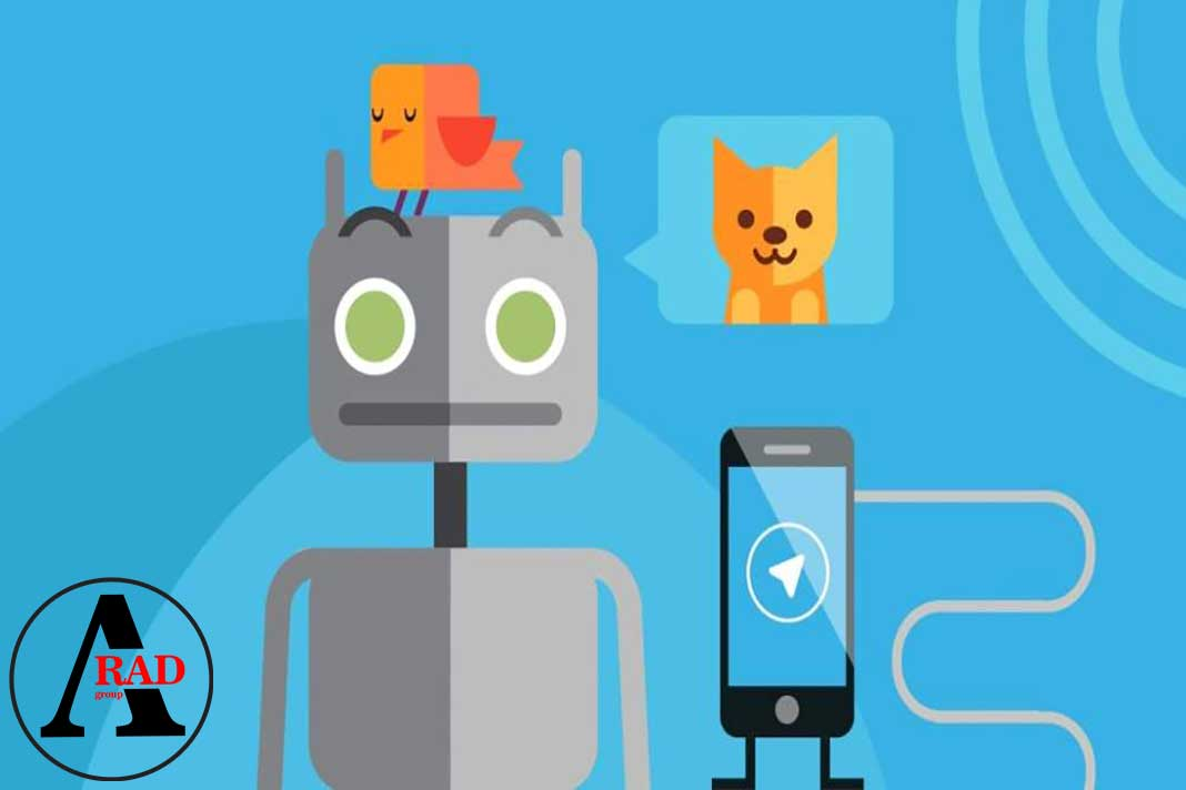 ربات حرفه ای تلگرام
